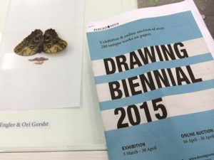 The Drawing Room Biennial 2015.
