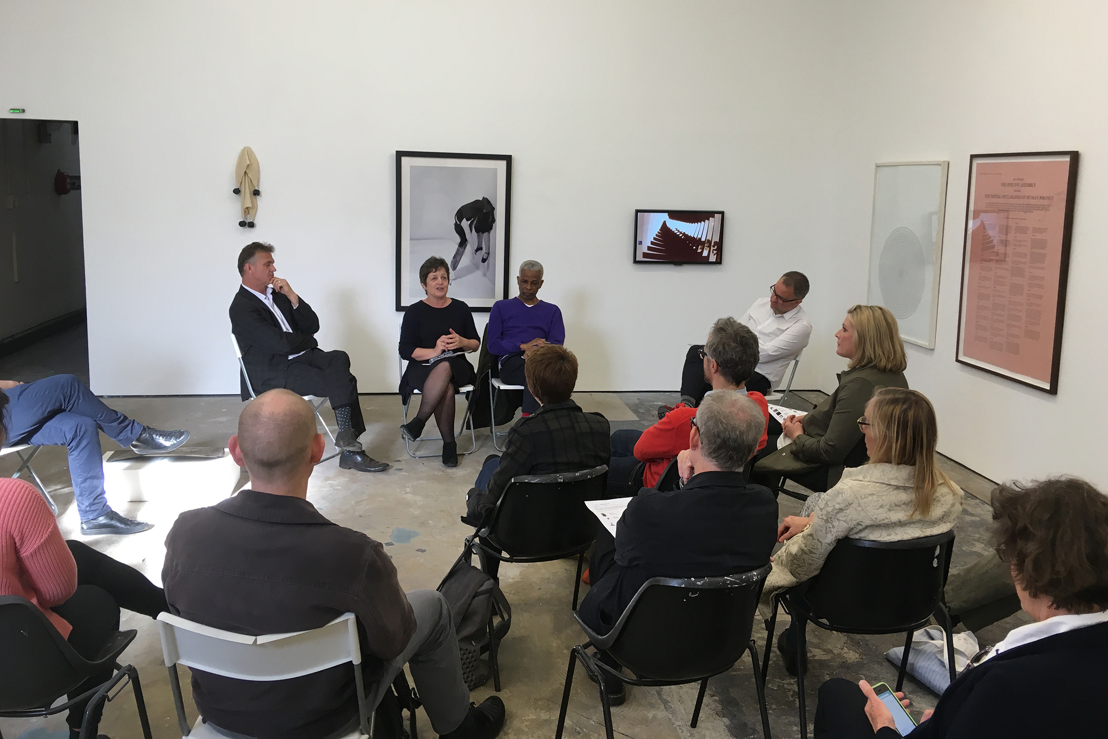 Workspace Gallery talk